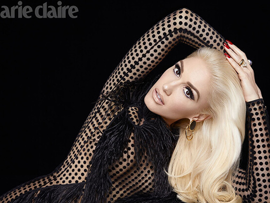 Gwen Stefani Covers 'Marie Claire,' Talks Heartbreak & New Music