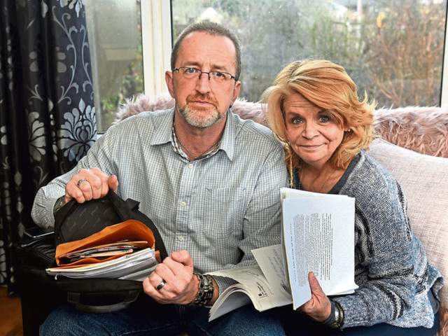 Aberdeen man in desperate plea to Home Office to let wife stay in UK