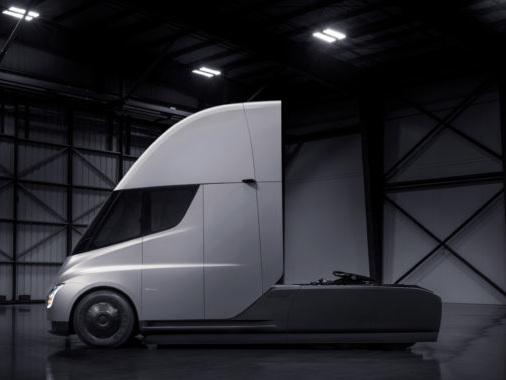 PepsiCo reserves 100 Tesla Semis, likely at $20,000 a pop