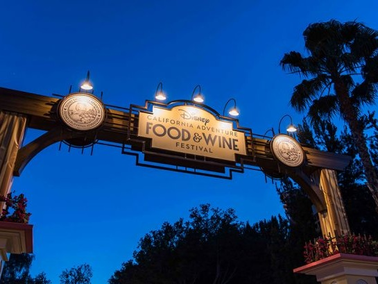 Reservations Open for Disney California Food and Wine Festival Events