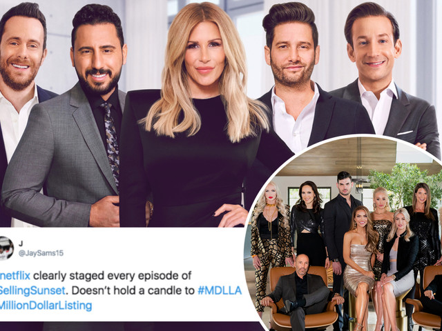 Bravo's Million Dollar Listing L.A. cast slams Netflix's Selling Sunset for being 'more dating and less real estate'