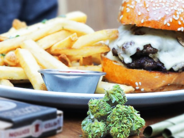 Why you can legally get high in the country's first cannabis café