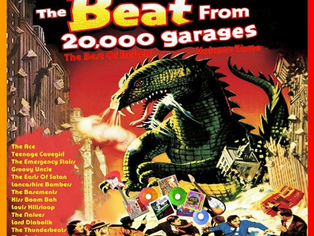 Various Artists: The Beat From 20,000 Garages (The Best Of Rebels Vol. 3) – album review