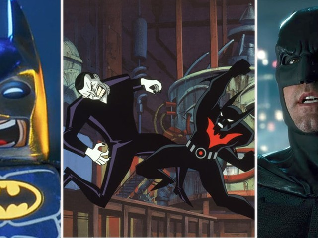15 On-Screen Versions of Batman Ranked From Weakest To Most Powerful