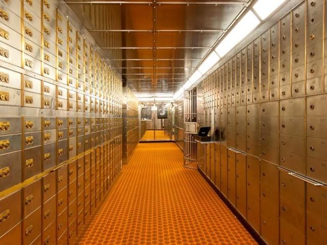 Some interesting tiling and a secret basement