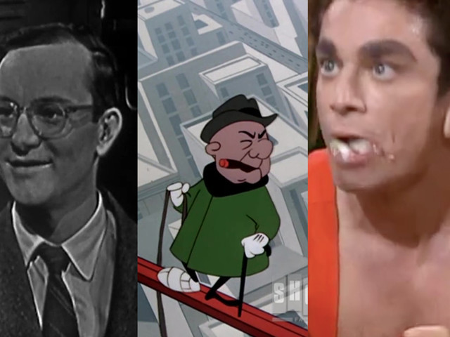 Who the Heck Are Mr. Magoo and Mr. Peepers, Anyway?