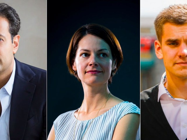 16 leaders from firms like Facebook, Darktrace, Revolut reflect on how the pandemic upended the way they work and live, and what 2021 will look like