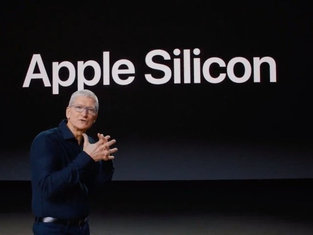 'It's a game changer:' Apple announces it will start using its own chips, which will let you run iPhone and iPad apps on your Mac (AAPL)