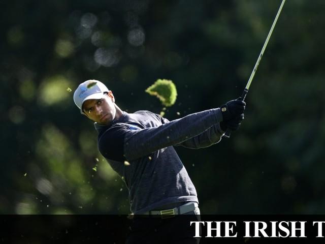 Aaron Rai takes slender lead into final round of Irish Open