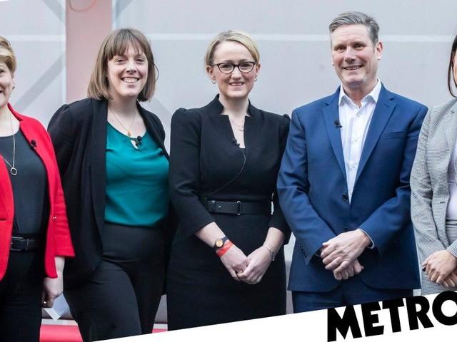Labour leadership hopefuls battle for 'worst job in the world'