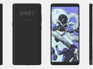 Galaxy Note 8 specs, release date and price: Fresh render shows off handset ahead of 23 August launch