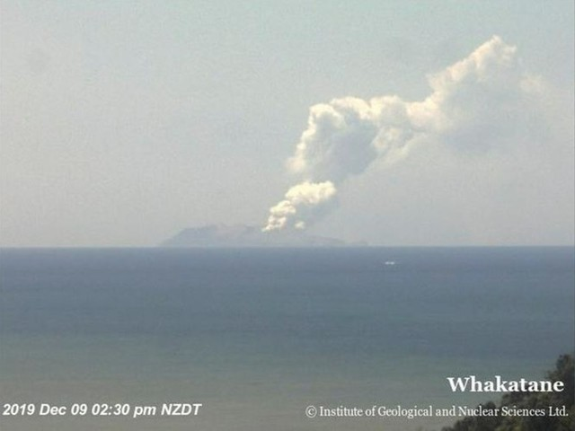 NZ most active volcano erupts at White Island, rescue operation underway amid reports of injuries
