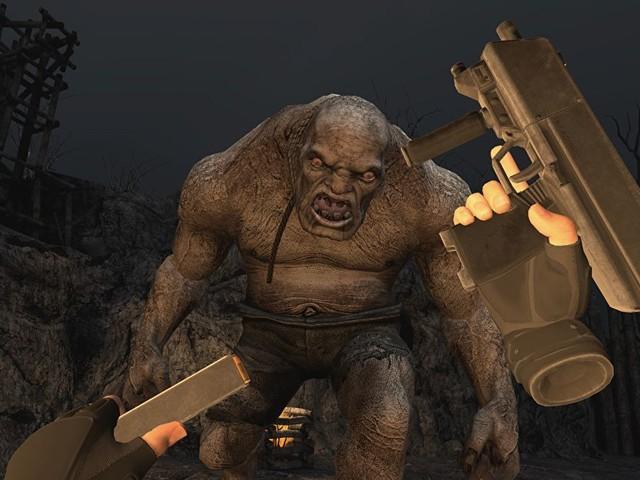 Oculus announces Resident Evil 4 VR release date for October