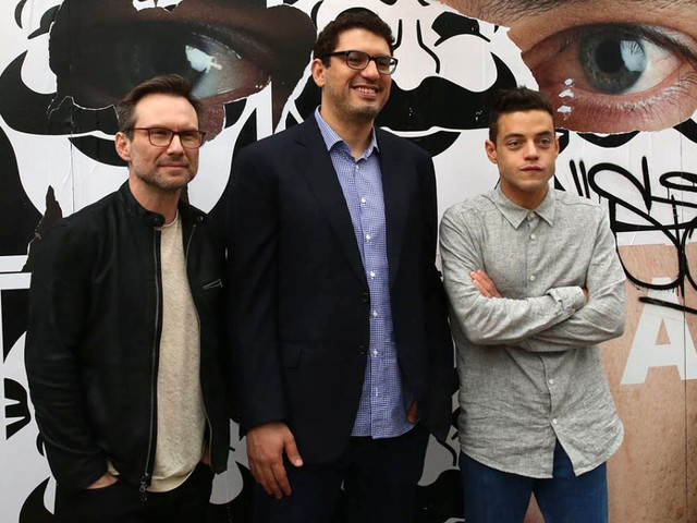 'Mr. Robot': Sam Esmail on Experimental Episodes and the Self-Doubt That Came With Them