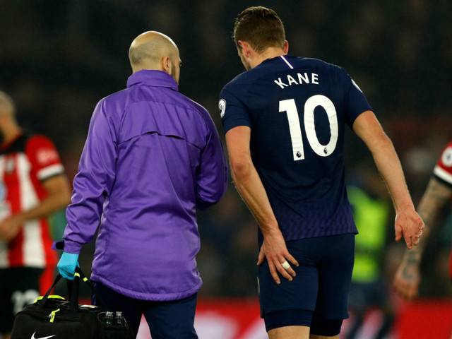 Sport shorts: Spurs hope Harry Kane will return for final games and Barcelona call meeting with Eric Abidal