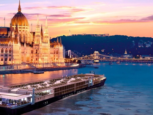 TUI to launch river cruises in 2020 - take a sneak peek at its three new ships