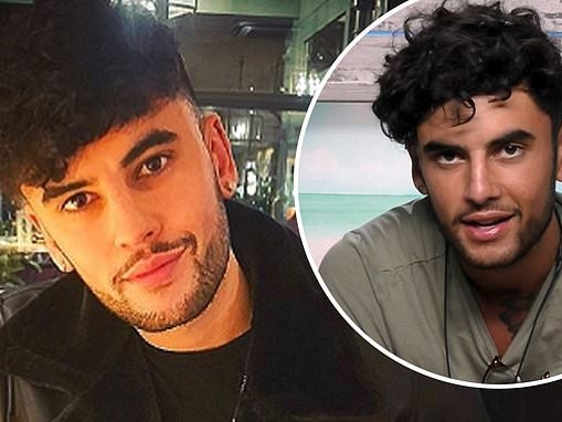 Love Island's Niall Aslam sheds light on growing up with Asperger's