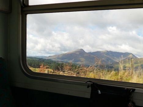 West Highland Line to Oban