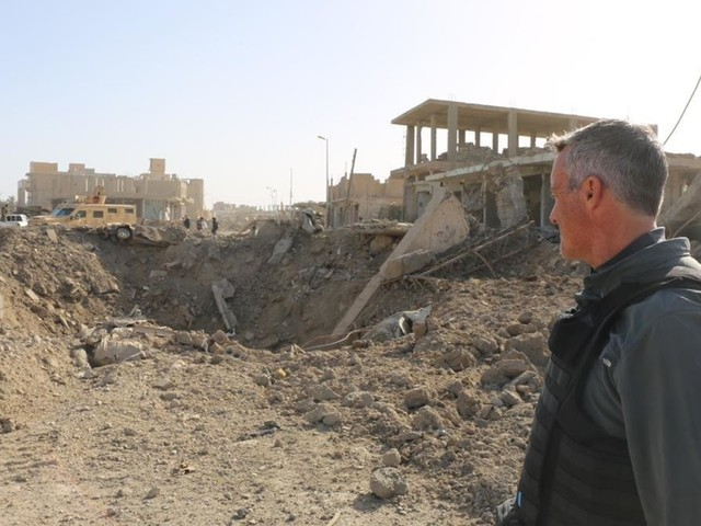 CBS Correspondent Says ISIS 'Will Re-Emerge' Emboldened After U.S. Syria Pullout