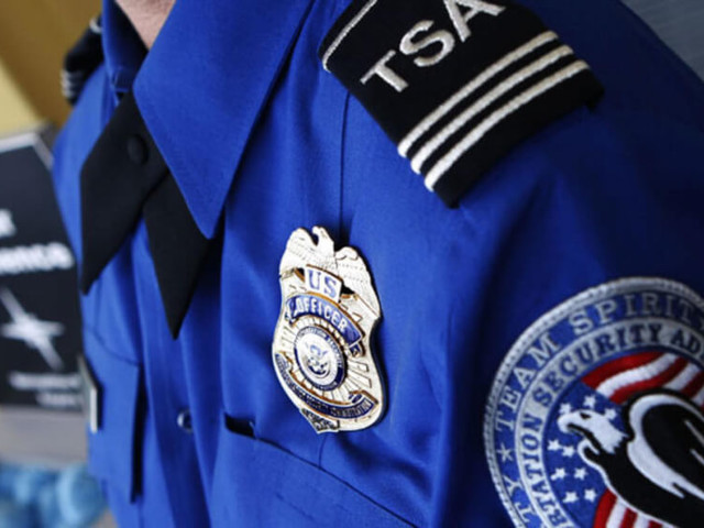 Electronics larger than a cell phone must be screened individually, the TSA says