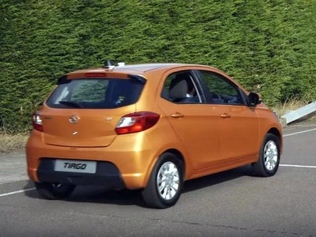 Tata Hexa, Tiago enters Autonomous Vehicle Test Fleet in the UK
