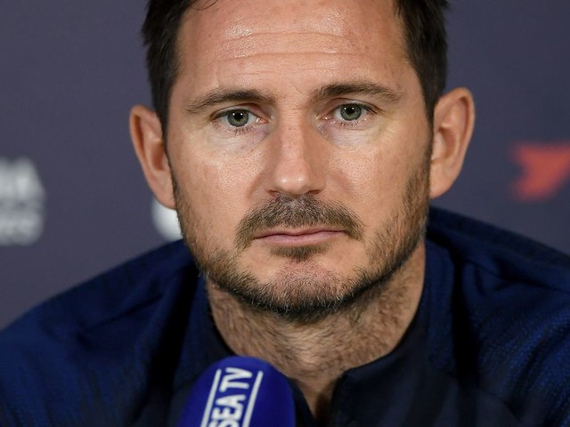 Lampard a bit obsessed with the Premier League table but don't tell anyone