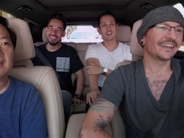 Linkin Park Shares Carpool Karaoke Featuring the Late Chester Bennington - Watch