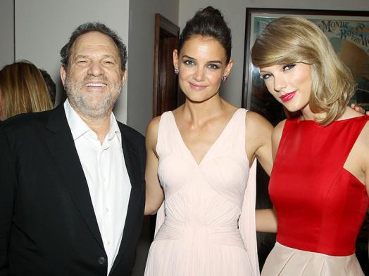 Taylor Swift Downplays Association With Harvey Weinstein