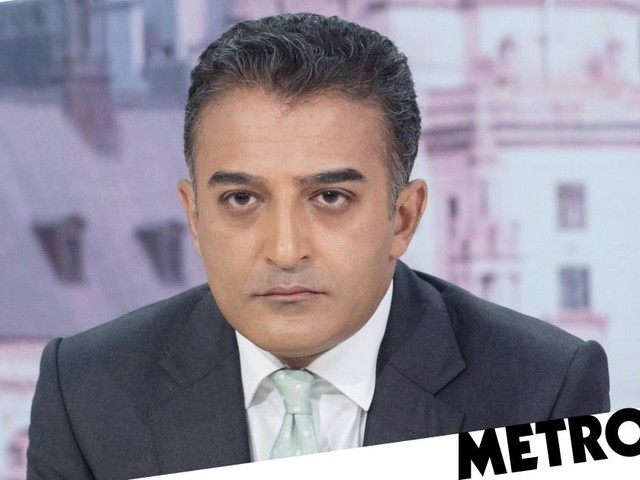 Adil Ray blasts 'unbelievable' Good Morning Britain guest who says he'll get 'fed up of helping poor'