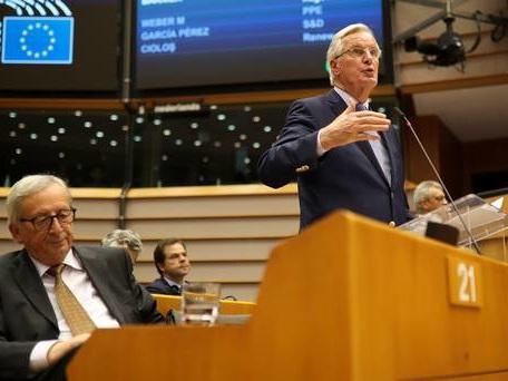 Still no basis for Brexit deal, says Michel Barnier