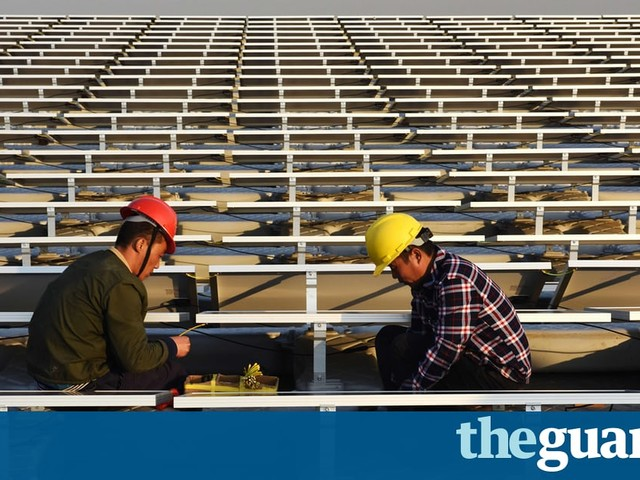 BP returns to solar power with $200m stake in Lightsource