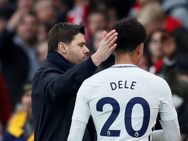 Mauricio Pochettino warns Dele Alli to keep his cool against referee who almost wrecked his World Cup dream
