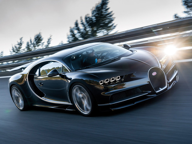 How the Bugatti Chiron became the first 300mph road car