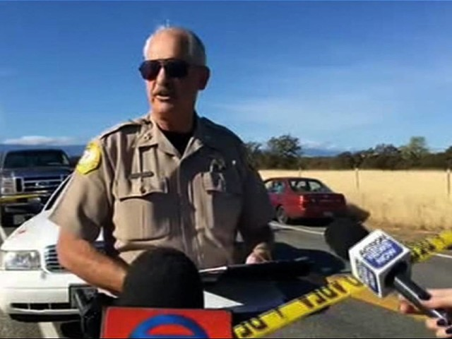 At least five dead, including gunman, after California shootings