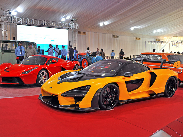 2019 Parx-WIAA auto show underway in Mumbai