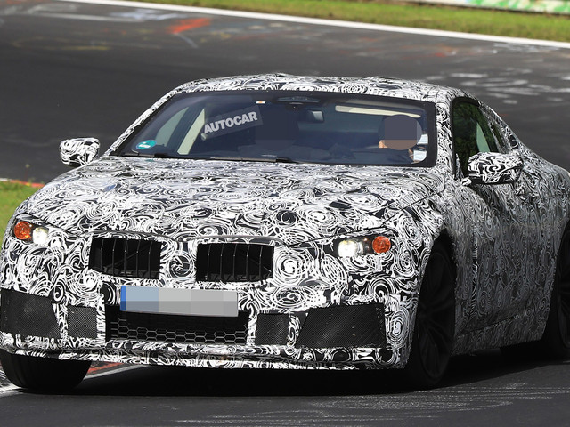 BMW M8 and M8 Convertible to use turbo V8 with more than 615bhp