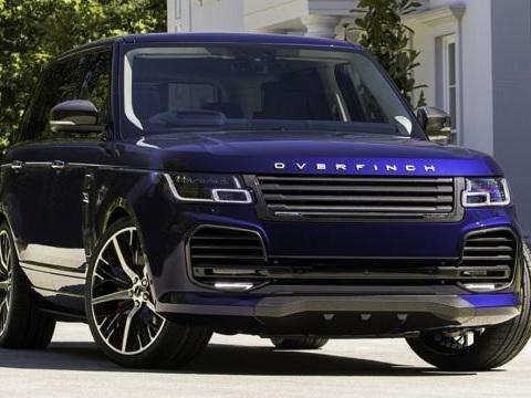 Self-Driving Range Rover Sport Unleashed on UK Roads