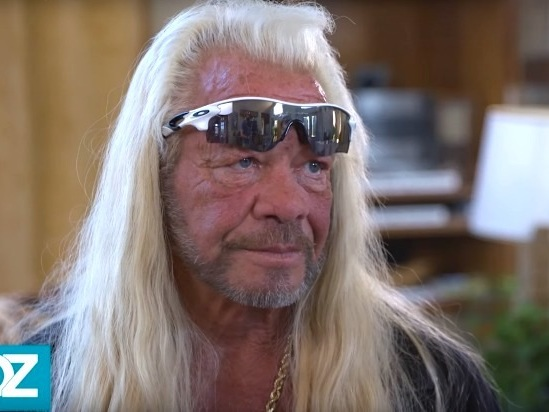 Duane 'Dog' Chapman' Receives Lung Scan Results That 'Really Alarmed' Dr Oz (Video)