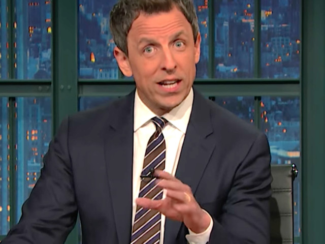 Seth Meyers Shuts Down Steve King Over His 'Overtly Racist' Tweet