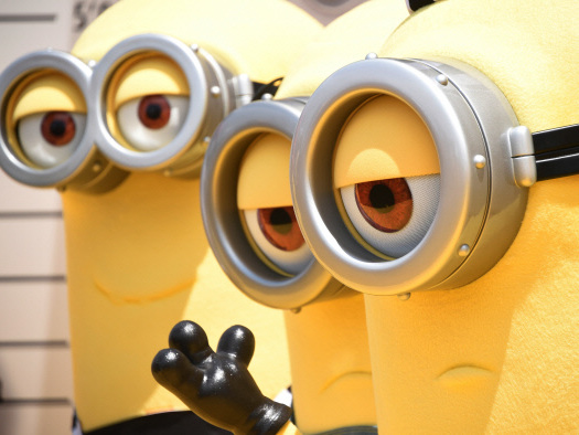 'Despicable Me 3' grabs top spot at weekend box office