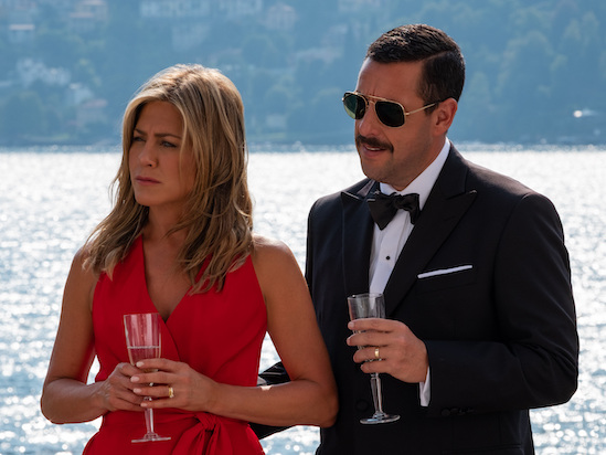 Adam Sandler and Jennifer Aniston Smash Netflix's Opening Weekend Record With 30 Million Views