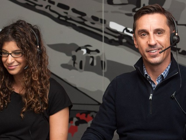 Gary Neville: 'You're going to be tested, you're going to be stretched'
