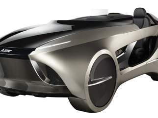 Mitsubishi Electric unveils EMIRAI 4 smart mobility concept car