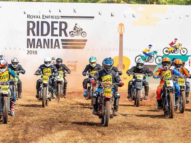 Royal Enfield Rider Mania 2019 registrations open