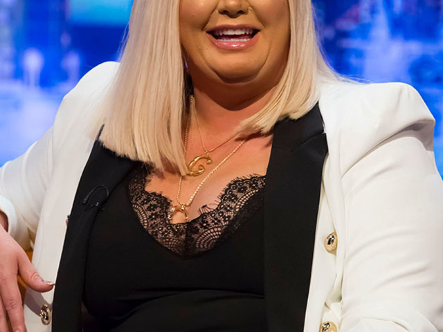 Gemma Collins unveils dramatic results of cosmetic surgery as she plans to crack America