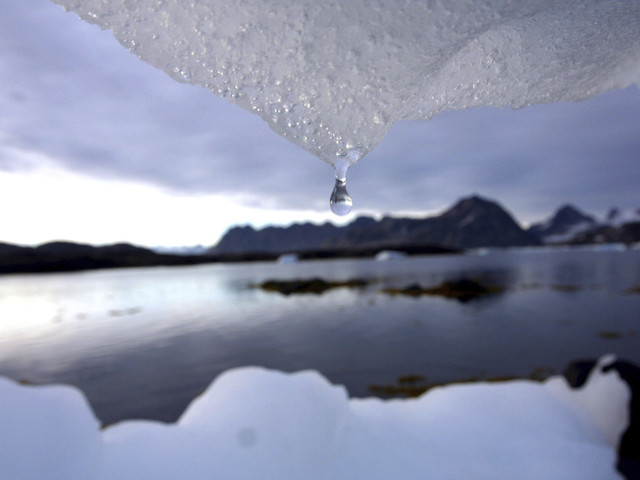 Arctic temperatures soar 45 degrees above normal, flooded by extremely mild air