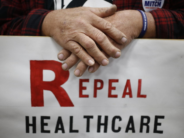 The only county in America without an ACA plan voted 3-to-1 for Trump