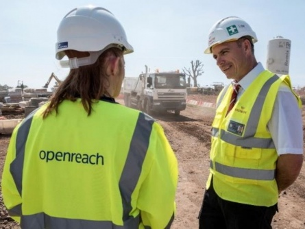 """Openreach Sign UK """"Fibre"""" Broadband Co-Funding Deal with Redrow Homes"""