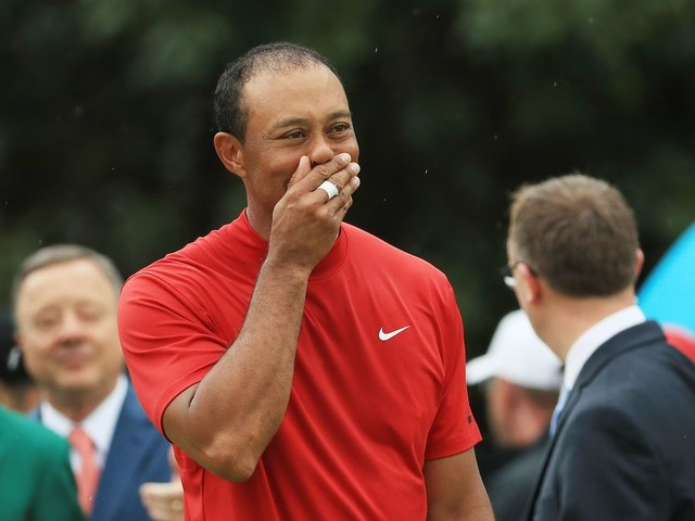 Tiger Woods, Masters champion again, is coming for Jack Nicklaus' majors record