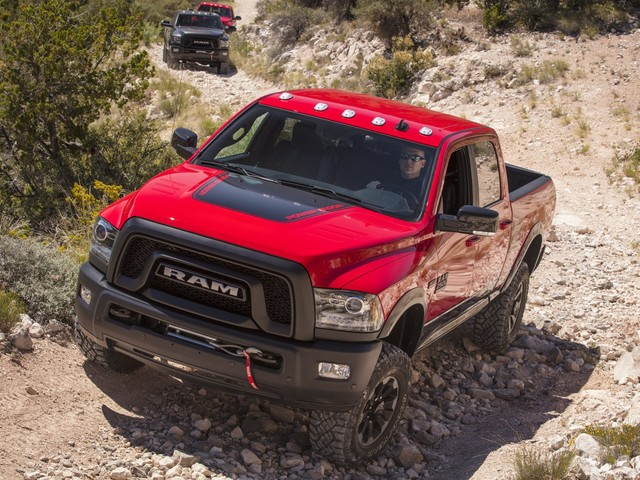 Making the Case for a Diesel Ram Power Wagon